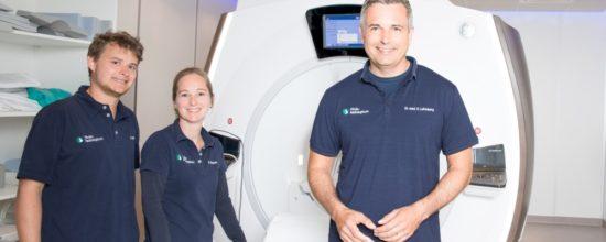Qualitätsbestätigung mpMR-Prostatographie